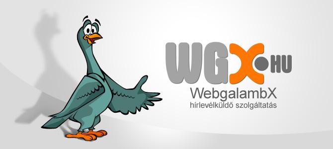 Wgx hírlevélküldő
